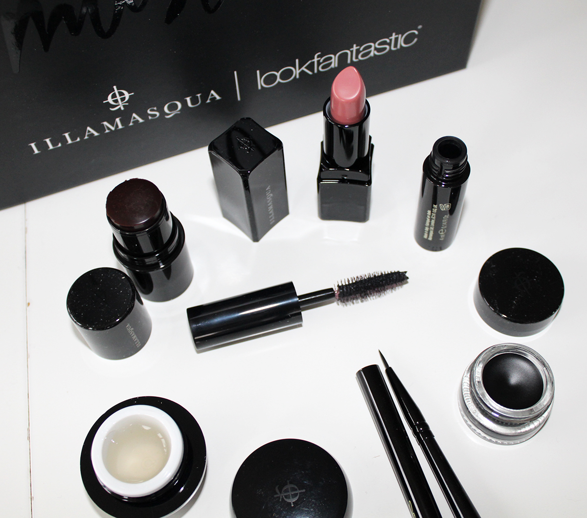 Illamasqua Limited Edition Box