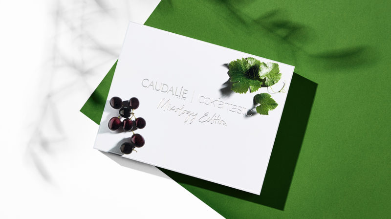 Lookfantastic box caudalie