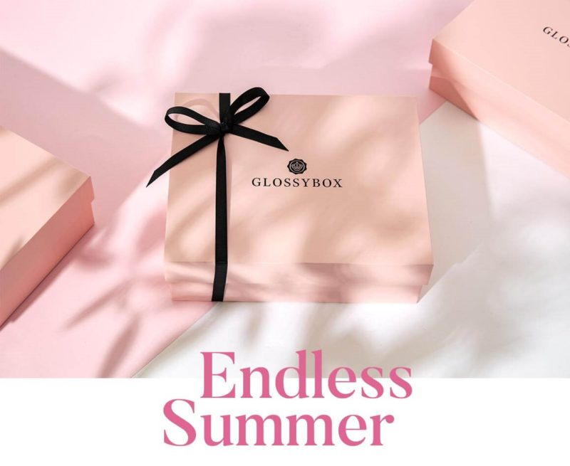 glossybox endless summer